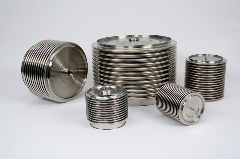 Metal bellows couplings expansion stainless